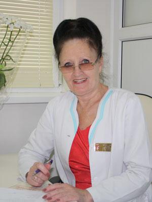 Памфамирова Галина Леонтьевна