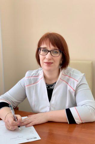 Виноградова Яна Игоревна