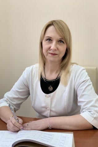 Волкова Наталия Александровна
