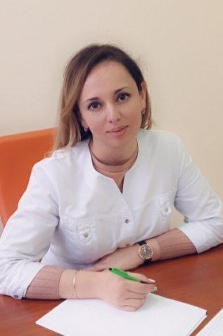 Иськова Ирина Александровна