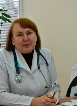 Семенихина Людмила Ивановна